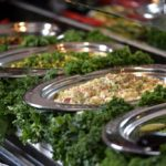 Tannoor Grill Restaurant Salad Bar